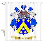 Archdeacon Shower Curtain