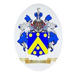 Archdeacon Ornament (Oval)