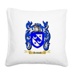 Archbold Square Canvas Pillow