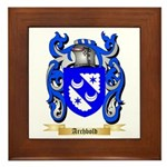 Archbold Framed Tile