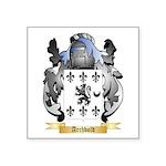Archbold 2 Square Sticker 3