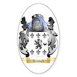 Archbold 2 Sticker (Oval 10 pk)