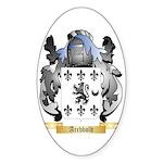 Archbold 2 Sticker (Oval 50 pk)