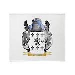 Archbold 2 Throw Blanket