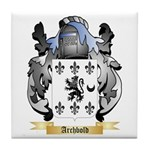 Archbold 2 Tile Coaster