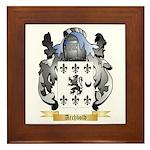 Archbold 2 Framed Tile