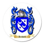 Archbell Round Car Magnet