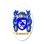 Archbell 20x12 Oval Wall Decal