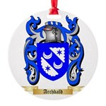 Archbald Round Ornament