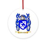 Archbald Ornament (Round)