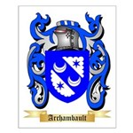 Archambault Small Poster