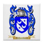 Archambault Tile Coaster