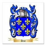 Arce Square Car Magnet 3