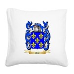 Arce Square Canvas Pillow