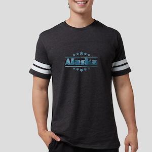 Alaska Mens Football Shirt