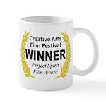 CAFF Official Winner Mug