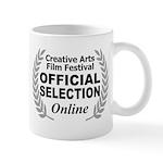 CAFF Official Selection Mug