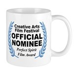 CAFF Official Nominee Mug