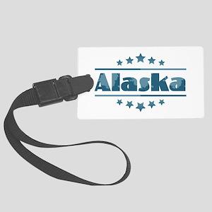 Alaska Large Luggage Tag