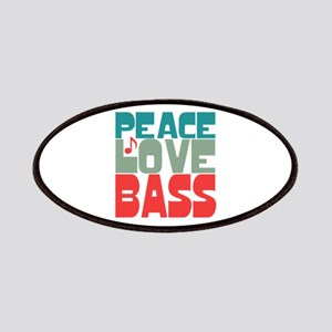 Peace Love Bass Patches