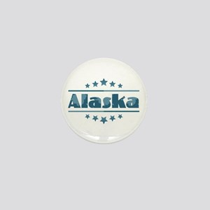 Alaska Mini Button