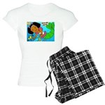 Ezo the Little Mermaid Women's Light Pajamas