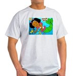 Ezo the Little Mermaid Light T-Shirt