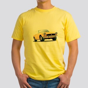 Italian 124 Sport Yellow T-Shirt