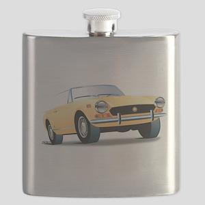 Italian 124 Sport Flask