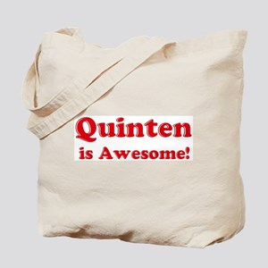 Quinten is Awesome Tote Bag