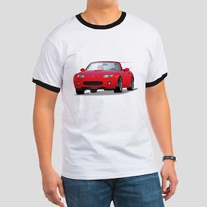 Japanese Cute Roadster Ringer T