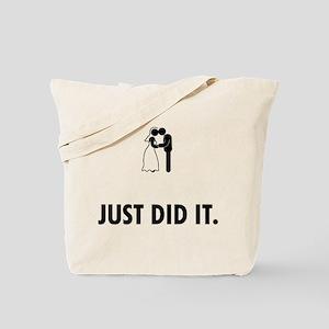 Married Tote Bag