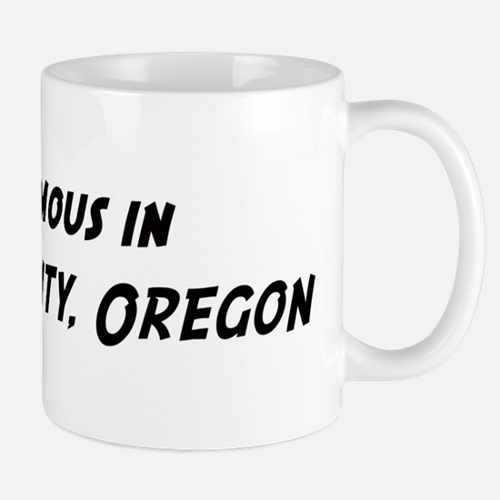 Famous in Grant County Mug