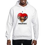St Valentines Hounds - WWT Hooded Sweatshirt