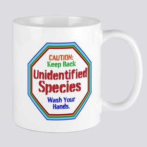 UNIDENTIFIED SPECIES Mug