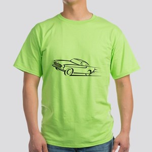 Swedish Speedster Line Green T-Shirt