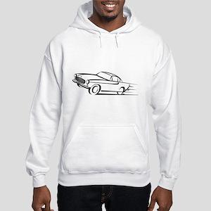 Swedish Speedster Line Hooded Sweatshirt