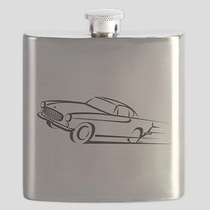 Swedish Speedster Line Flask