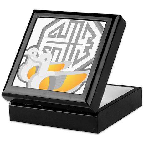 Duck Symbol Keepsake Box