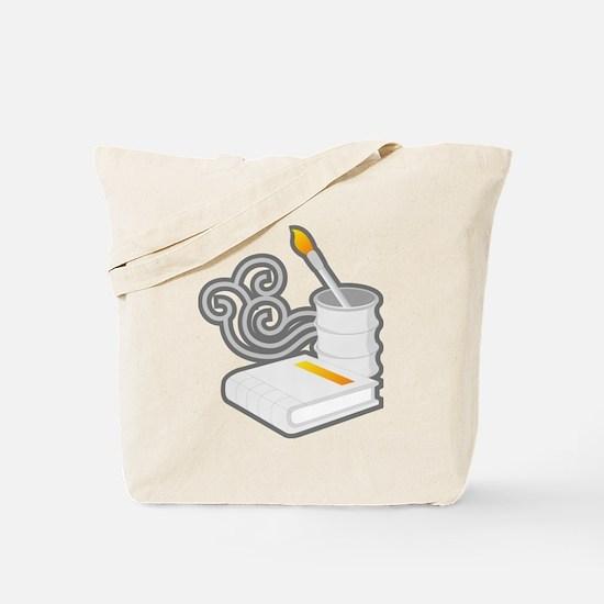 Artist Corner Tote Bag