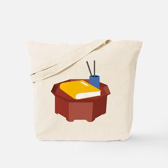 Writing Tablet Tote Bag