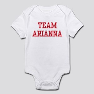 TEAM ARIANNA  Infant Bodysuit