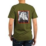 Lysander Spooner Organic Men's T-Shirt (dark)