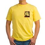 Lysander Spooner Yellow T-Shirt
