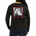 Lysander Spooner Women's Long Sleeve Dark T-Shirt