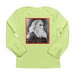 Lysander Spooner Long Sleeve Infant T-Shirt