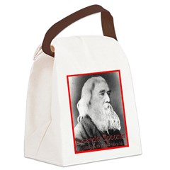Lysander Spooner Canvas Lunch Bag