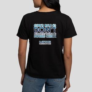 Gibbs Rule #3 Women's Dark T-Shirt