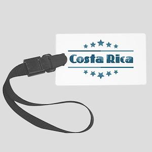 Costa Rica Large Luggage Tag