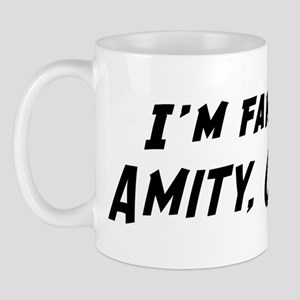 Famous in Amity Mug